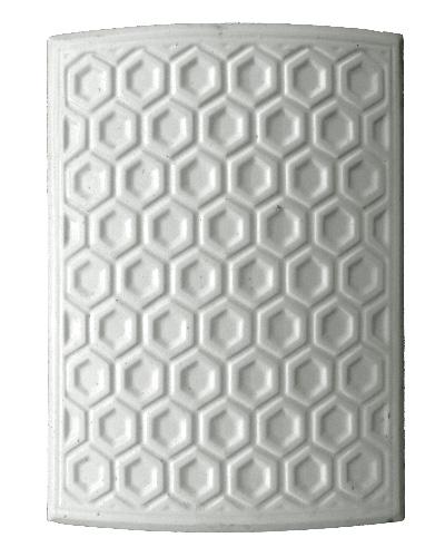 Modellierter Kachelofen der Porzellanmanufaktur Rörstrand von Ferdinand Boberg Kachel 03