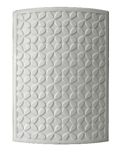 Modellierter Kachelofen der Porzellanmanufaktur Rörstrand von Ferdinand Boberg Kachel 05