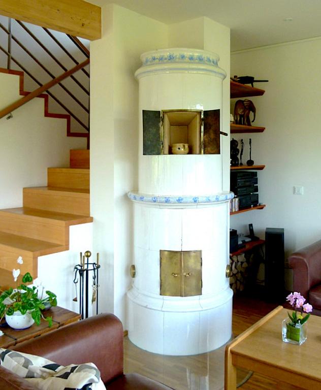 bemalte farbige rund fen archive antike schwedische kachel fen. Black Bedroom Furniture Sets. Home Design Ideas